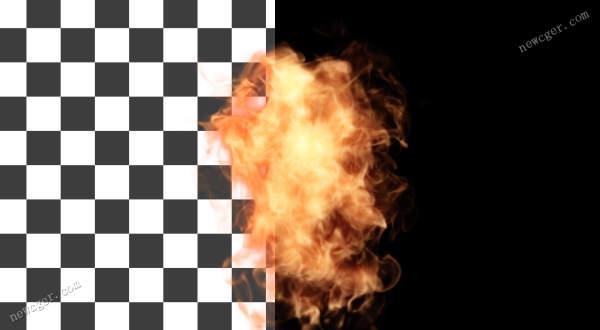 快速祛除视频画面黑底的插件 Red Giant Unmult for Win/Mac插图(2)
