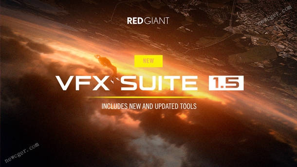 新增Lens Distortion插件,Red Giant VFX Suite v1.5.0 for Win插图