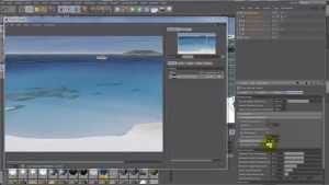 海洋C4D工程插图