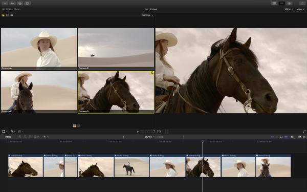 Final Cut Pro X for Mac v10.5.2汉化版 百度云下载